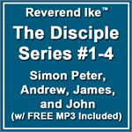 The Disciple Series 5-MP3 Bundle (Lessons 1-4, plus BONUS Intro MP3)